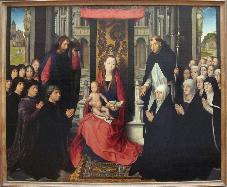 1024px-Hans_Memling_La_Vierge_et_l_Enfant_entre_Saint_Jacques_et_Saint_Dominique_1488_1490